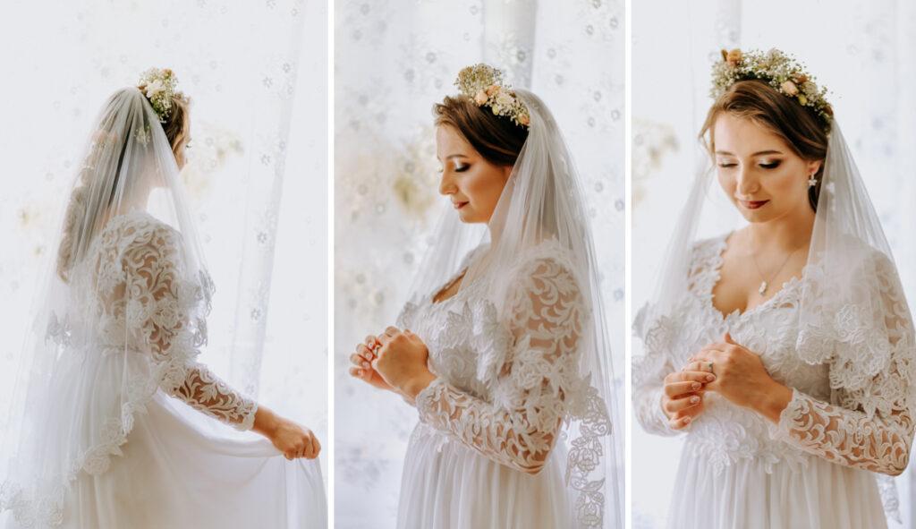 perfekcyjna suknia ślubna