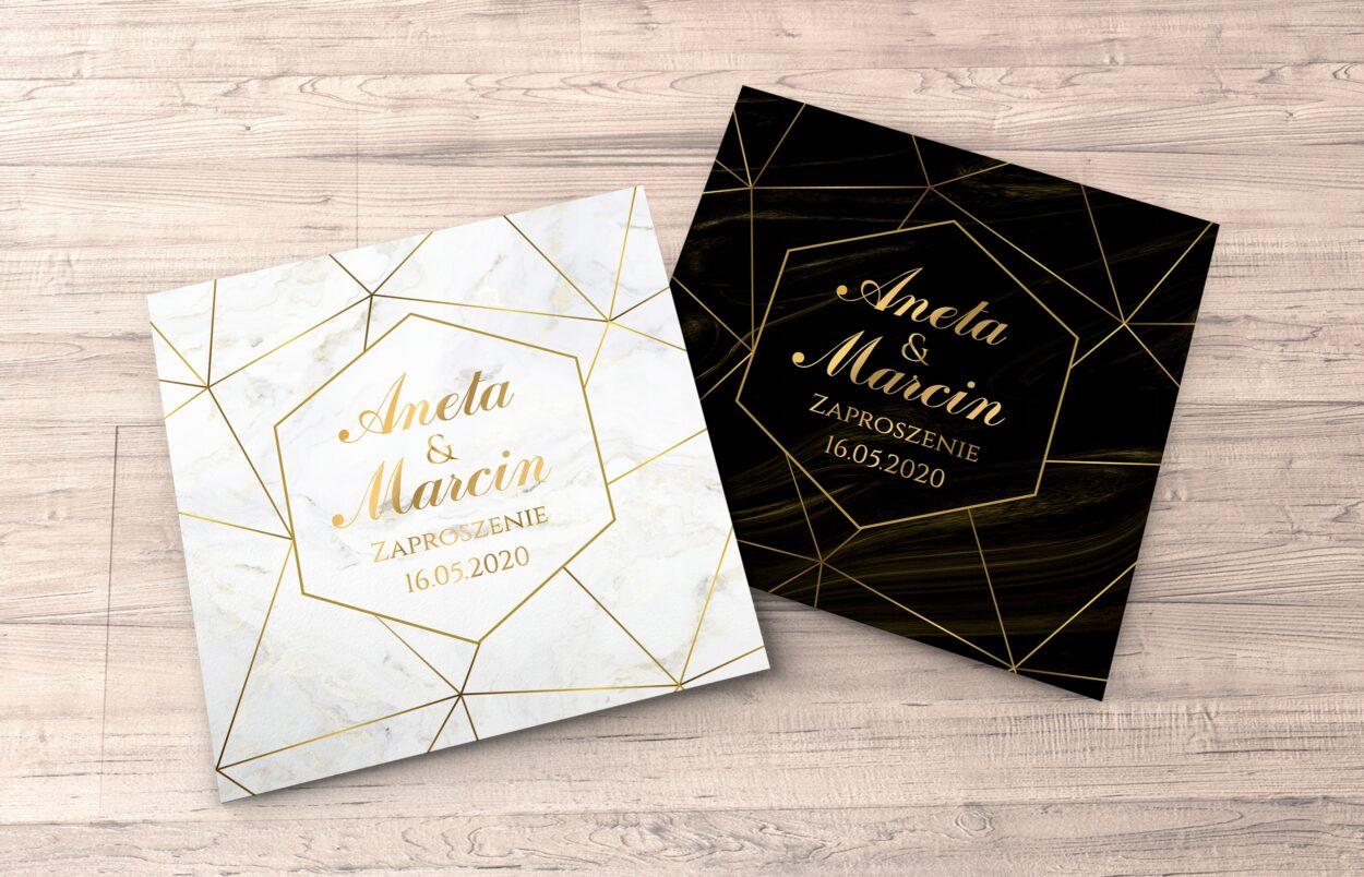 Zaproszenia ślubne – papeteria ślubna strzałem w 10!